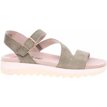 kengät Naiset Sandaalit ja avokkaat Jana 882860026727 Oliivinväriset