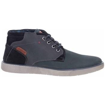 kengät Miehet Bootsit S.Oliver 551520325805 Mustat, Grafiitin väriset