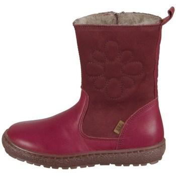 kengät Lapset Bootsit Bisgaard 61056219802 Tummanpunainen