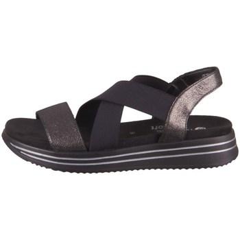 kengät Naiset Sandaalit ja avokkaat Remonte Dorndorf R295402 Mustat