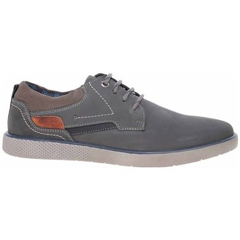 kengät Miehet Derby-kengät S.Oliver 551360225200 Harmaat