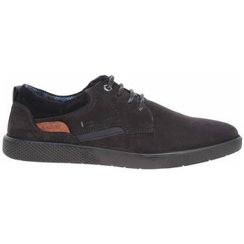 kengät Miehet Derby-kengät S.Oliver 551360225001 Mustat