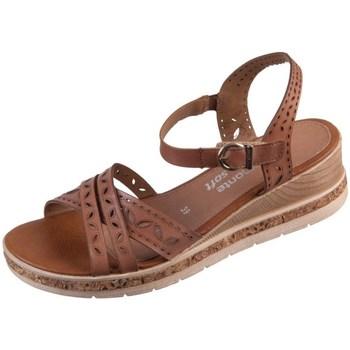 kengät Naiset Sandaalit ja avokkaat Remonte Dorndorf D305524 Ruskeat