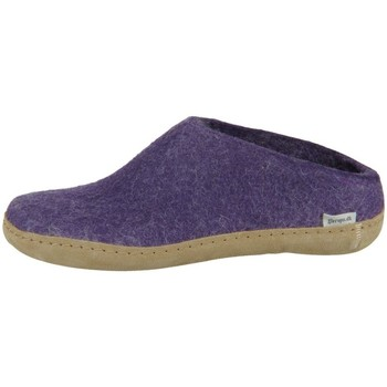 kengät Naiset Tossut Glerups B0500 Violetit