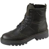 kengät Naiset Bootsit Bullboxer 576M80665ADGNBTD80 Grafiitin väriset