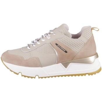 kengät Naiset Matalavartiset tennarit Bullboxer 323015E5CSNGDTD52 Valkoiset, Beesit