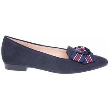 kengät Naiset Balleriinat Gabor 4130116 Tummansininen