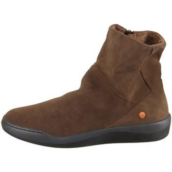 kengät Naiset Bootsit Softinos P900550008 Ruskeat