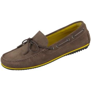 kengät Miehet Mokkasiinit Sioux Naples Ruskeat