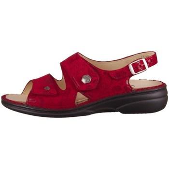 kengät Naiset Sandaalit ja avokkaat Finn Comfort Milos Punainen