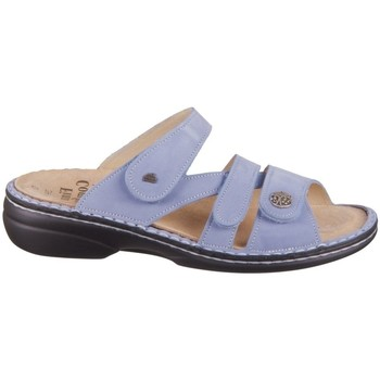 kengät Naiset Sandaalit Finn Comfort Ventura S Vaaleansiniset