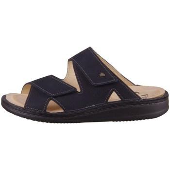 kengät Miehet Sandaalit Finn Comfort Danzig S Mustat