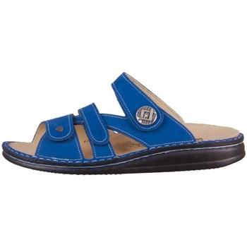 kengät Naiset Sandaalit Finn Comfort Agueda Vaaleansiniset
