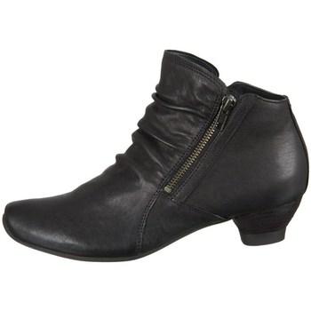 kengät Naiset Nilkkurit Think 8526600 Mustat