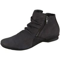 kengät Naiset Nilkkurit Think 3000080000 Grafiitin väriset