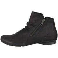 kengät Naiset Bootsit Think Keshuel Mustat