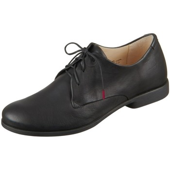 kengät Naiset Matalavartiset tennarit Think Agrat Mustat