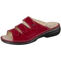kengät Naiset Sandaalit Finn Comfort Kos Punainen, Tummanpunainen