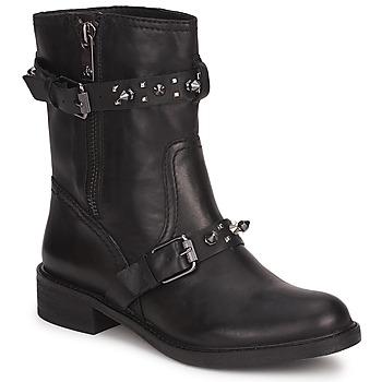 kengät Naiset Bootsit Sam Edelman ADELE Black
