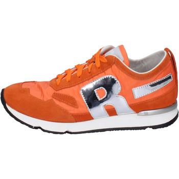 kengät Naiset Matalavartiset tennarit Rucoline  Oranssi