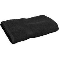 Koti Pyyhkeet ja pesukintaat Towel City 30 cm x 50 cm Black