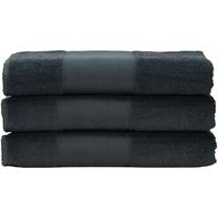 Koti Pyyhkeet ja pesukintaat A&r Towels 50 cm x 100 cm Graphite