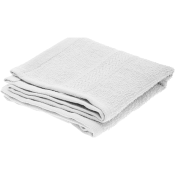 Koti Pyyhkeet ja pesukintaat Jassz 30 x 50 cm White