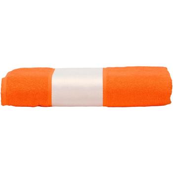 Koti Pyyhkeet ja pesukintaat A&r Towels 50 cm x 100 cm Bright Orange
