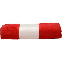 Koti Pyyhkeet ja pesukintaat A&r Towels 50 cm x 100 cm Fire Red