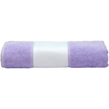 Koti Pyyhkeet ja pesukintaat A&r Towels 50 cm x 100 cm Light Purple