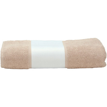 Koti Pyyhkeet ja pesukintaat A&r Towels 50 cm x 100 cm Sand