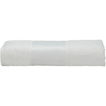 Koti Pyyhkeet ja pesukintaat A&r Towels 50 cm x 100 cm White
