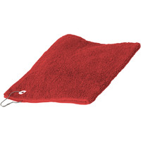 Koti Pyyhkeet ja pesukintaat Towel City 30 cm x 50 cm Red
