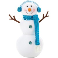 Koti Joulukoristeet Christmas Shop Taille Unique White/Blue