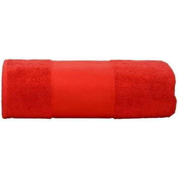 Koti Pyyhkeet ja pesukintaat A&r Towels Taille unique Fire Red