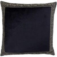 Koti Tyynynpäälliset Riva Home 50x50cm Black/Gold