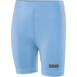 vaatteet Naiset Shortsit / Bermuda-shortsit Rhino RH10B Light Blue