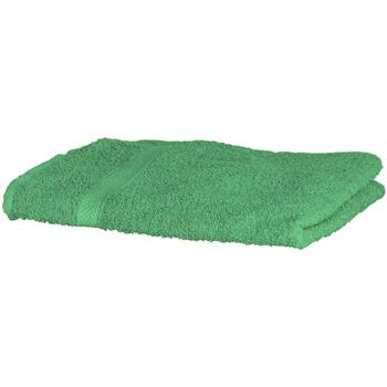Koti Pyyhkeet ja pesukintaat Towel City Taille unique Bright Green