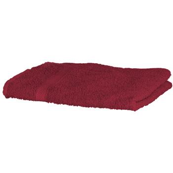 Koti Pyyhkeet ja pesukintaat Towel City Taille unique Deep Red