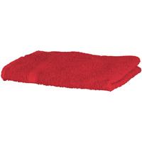 Koti Pyyhkeet ja pesukintaat Towel City Taille unique Red