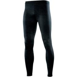 vaatteet Naiset Legginsit Rhino RH011 Black Heather