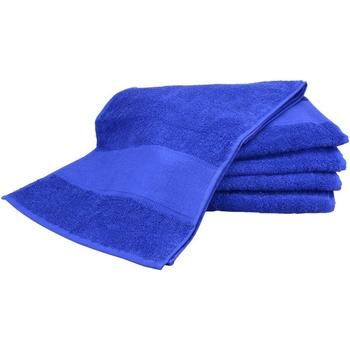 Koti Pyyhkeet ja pesukintaat A&r Towels Taille unique True Blue