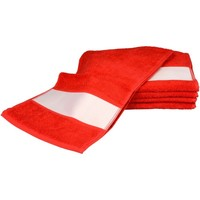 Koti Pyyhkeet ja pesukintaat A&r Towels 30 cm x 140 cm Fire Red