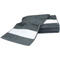 Koti Pyyhkeet ja pesukintaat A&r Towels 30 cm x 140 cm Graphite