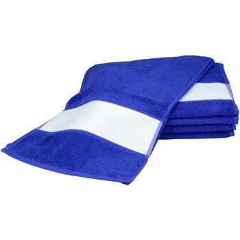 Koti Pyyhkeet ja pesukintaat A&r Towels 30 cm x 140 cm True Blue