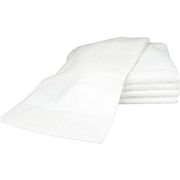Koti Pyyhkeet ja pesukintaat A&r Towels 30 cm x 140 cm White