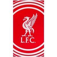 Koti Rantapyyhkeet Liverpool Fc Taille unique Red/White