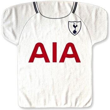 Koti Lapset Pyyhkeet ja pesukintaat Tottenham Hotspur Fc Taille unique White/Red/Navy