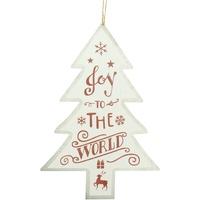 Koti Joulukoristeet Christmas Shop Taille unique White Joy