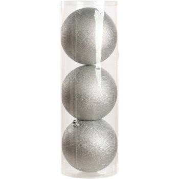 Koti Joulukoristeet Christmas Shop Taille unique Silver